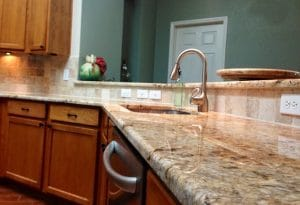 upgrade to granite countertops