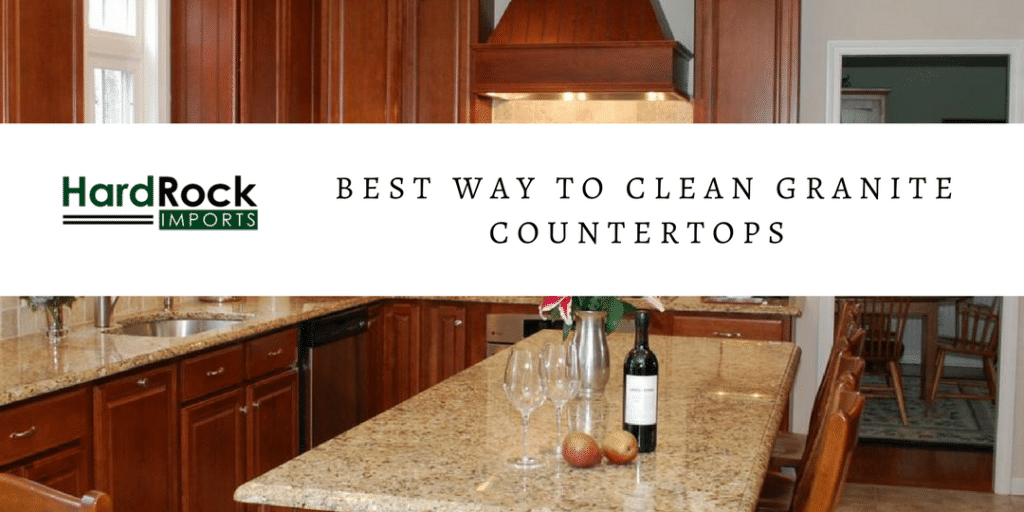 The Best Way To Clean Granite Countertops In Dallas