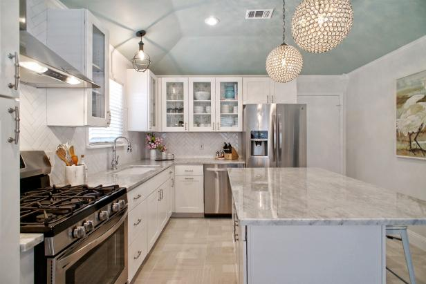 Cleaning Marble Kitchen Countertops