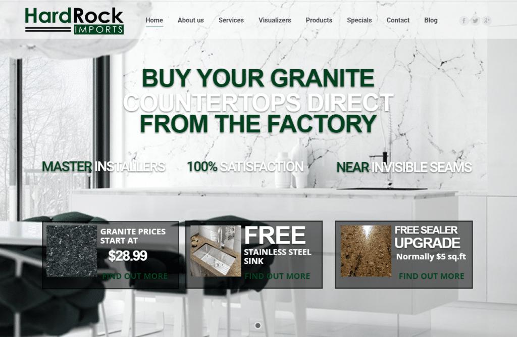 Buy Granite from Fabricators in Dallas