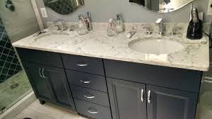 Quartz Bathroom Counters