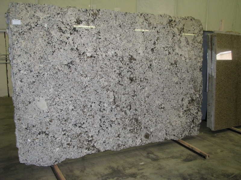 Stocks of Granite Slabs