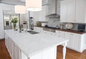 Marble and Granite Countertops in Dallas