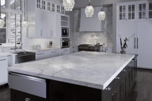 kitchen countertop options in Dallas Texas