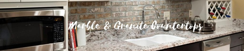 Marble & Granite Countertops in Garland Texas