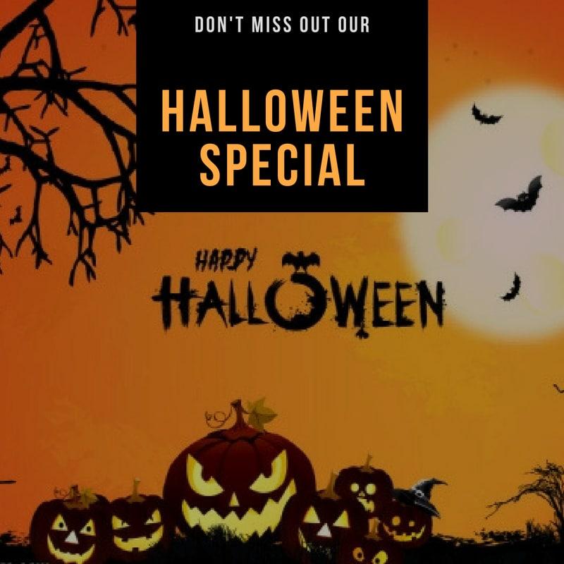 Halloween 2018 Special